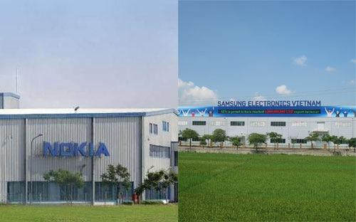 Nokia, Samsung đẩy mạnh tuyển nhân sự tại Việt Nam