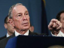 Thị trưởng New York Michael Bloomberg bị gửi thư chứa chất độc