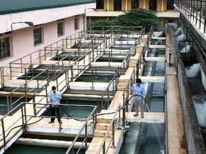 Doanh nghiệp nước sạch Hà Nội đề nghị tăng giá