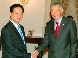 Việt Nam – Singapore hướng tới quan hệ đối tác chiến lược