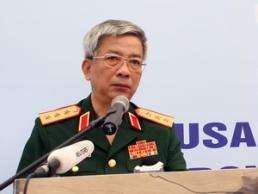 Đoàn Bộ Quốc phòng Việt Nam tới dự Shangri-La 12