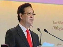 Bài phát biểu của Thủ tướng Nguyễn Tấn Dũng tại Đối thoại Shangri-La 2013