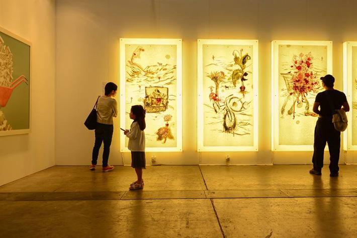 Hồng Kông: Trung tâm nghệ thuật đang