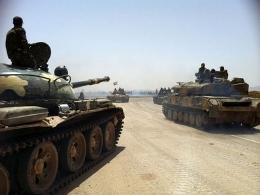 Quân đội Syria không kích dữ dội vào thành trì phe đối lập
