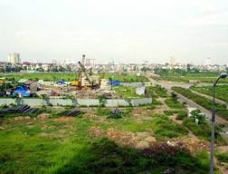 Hà Nội điều chỉnh quản lý sử dụng hơn 120.000 m2 đất tại huyện Từ Liêm