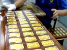 Tổ chức tín dụng đã tất toán được hơn 100 tấn vàng