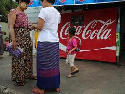 Coca-Cola chính thức sản xuất trở lại ở Myanmar sau 60 năm