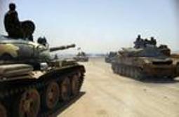 Quân chính phủ Syria giành lại thủ đô