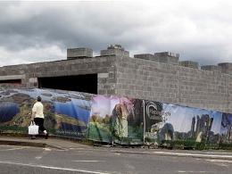Ireland ồ ạt dựng cửa hàng giả đón nguyên thủ G8