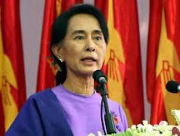 Bà San Suu Kyi muốn tranh cử tổng thống Myanmar