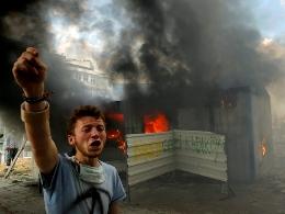 Đàm phán chấm dứt biểu tình ở Thổ Nhĩ Kỳ đổ vỡ