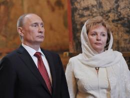 Vợ chồng Putin tuyên bố ly hôn