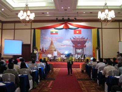AVIM - Nhịp cầu nối các nhà đầu tư Việt Nam với Myanmar