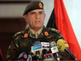 Tổng tham mưu trưởng quân đội Lybia từ chức