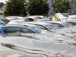Công nghiệp ôtô bị ảnh hưởng do lụt tại châu Âu