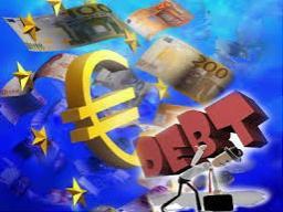 Những nước có nợ gấp 3 lần thu nhập ở eurozone