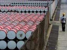 Giá dầu thô giảm sau số liệu sản xuất công nghiệp Trung Quốc