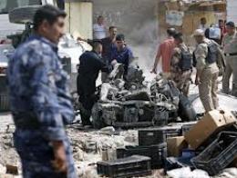 Đụng độ và đánh bom ở miền Bắc Iraq, hơn 70 người thiệt mạng