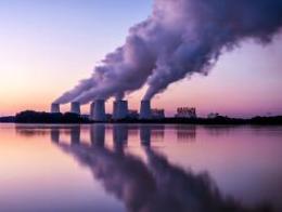 Lượng phát thải khí nhà kính lên mức kỷ lục trong 2012