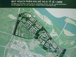 Hà Nội công bố quy hoạch phân khu đô thị S1 tỷ lệ 1/5000