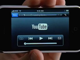 Quảng cáo di động của YouTube phát triển mạnh