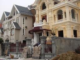 Cấm xây nhà nhại kiến trúc cổ điển Pháp