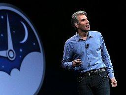 Craig Federighi: Thủ lĩnh mới nổi của Apple