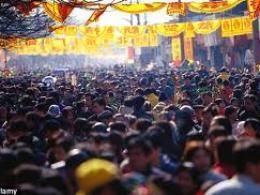 Dân số thế giới sẽ đạt 9,6 tỷ người vào năm 2050