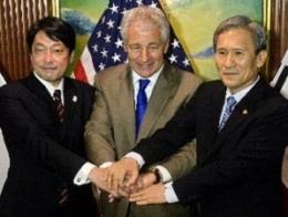 Mỹ, Hàn, Nhật đàm phán về Triều Tiên vào 19/6 tới