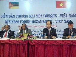 Mozambique sẽ có đặc khu kinh tế cho doanh nghiệp Việt Nam