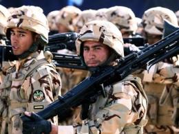 Iran tuyên bố cử 4.000 binh sĩ tới hỗ trợ chính quyền Syria