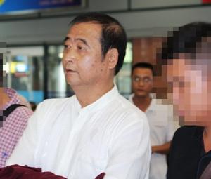 Dẫn giải ông Nguyễn Hữu Khai từ TPHCM về Hà Nội