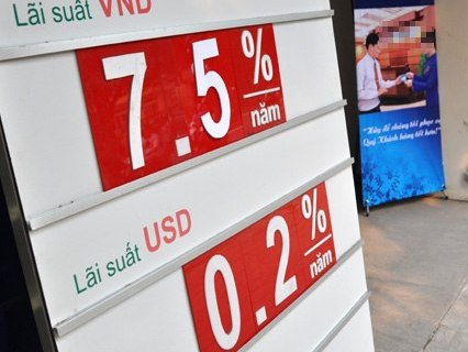 Lãi suất USD có thể giảm mạnh, VND ổn định đến cuối năm