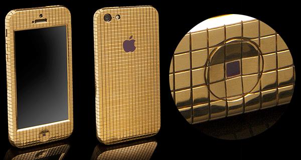 Điện thoại iPhone 5 giá trăm nghìn đô