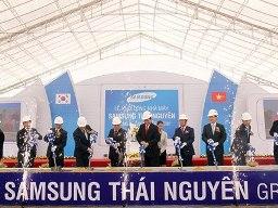 FCN làm rõ thông tin liên quan đến dự án Samsung - Thái Nguyên
