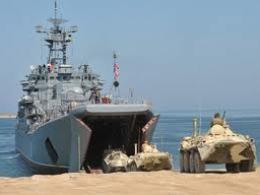 Nga cử tàu và thủy quân lục chiến tới Syria