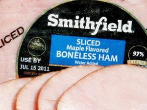 Mỹ lo ngại Trung Quốc thao túng thị trường thịt lợn
