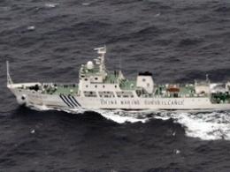Tàu Trung Quốc tiếp tục vào vùng biển tranh chấp với Nhật Bản