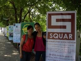 Tham vọng của Squar, mạng xã hội đầu tiên của Myanmar