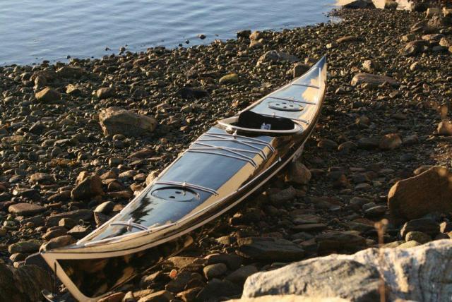 Chơi thuyền kayak