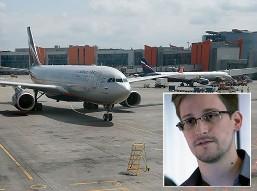 """Snowden """"mất tích"""" bí ẩn trên chuyến bay tới Cuba"""