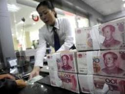 """Trung Quốc """"bỏ mặc"""" ngân hàng khan hiếm tiền"""