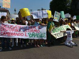 Brazil chi 23 tỷ USD cho cải thiện giao thông công cộng sau biểu tình