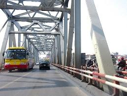 Cấm ô tô qua cầu Chương Dương 5 đêm