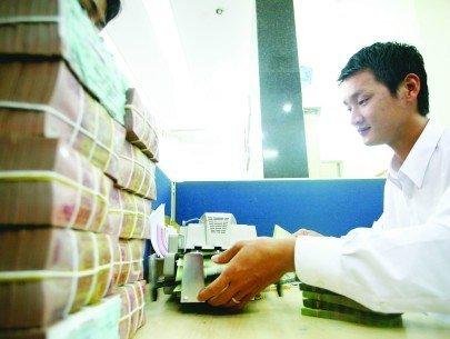 Áp lực tăng tín dụng cuối năm