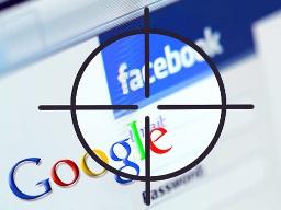 JPMorgan: Triển vọng kinh doanh của Google tốt hơn Facebook
