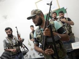 Israel đã chuyển vũ khí cho chiến binh Syria