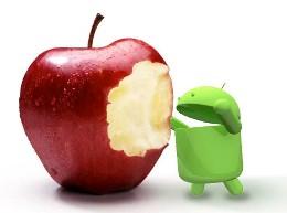 Google soán ngôi hãng công nghệ giá trị nhất thế giới của Apple