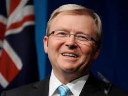 Ông Kevin Rudd trở lại làm thủ tướng Australia