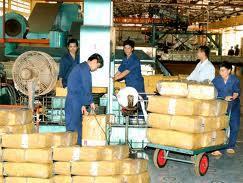 Giá cao su Tocom tiếp tục giảm do lo ngại kinh tế Trung Quốc